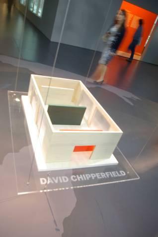 ESPACIO CHIPPERFIELD
