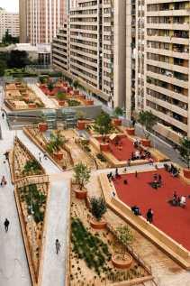 1976, 298 logements, 92100 Daniel Badani / Pierre Roux-Dorlut / Pierre Vigneron, architectes © Adeline Bommart
