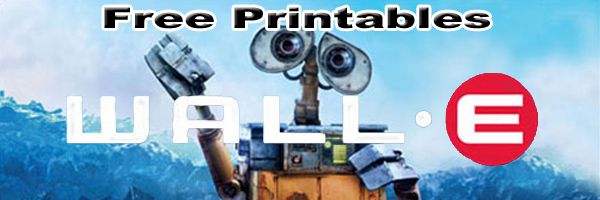0 Share Walle Free Printables SKGaleana