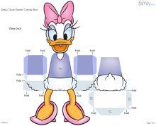 daisy-duck-easter-candy-box-printable-a