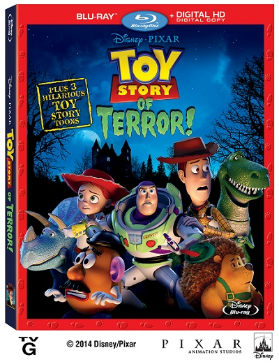 Toy Story Of Terror Bluray SKGaleana
