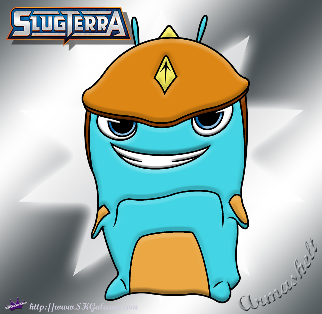 Free coloring pages of slugterra banger