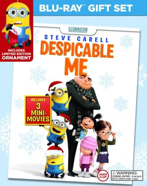 Despicable ME Holiday collection