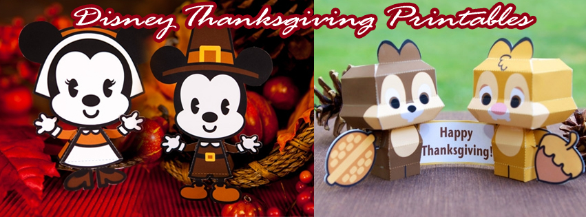 picture relating to Thanksgiving Printable Decorations identify Totally free Disney Thanksgiving Printable Routines, Decorations