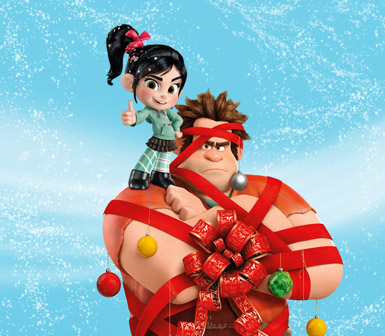 Grab Your Free Digital Copy Of Wreck It Ralph For