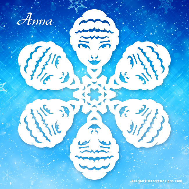 free printable disney frozen snowflake patterns by anthony
