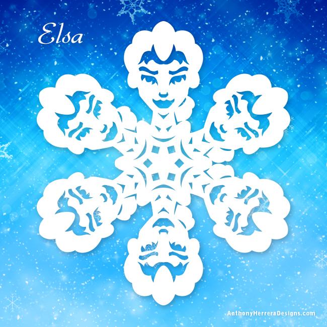 free printable disney frozen snowflake patterns by anthony