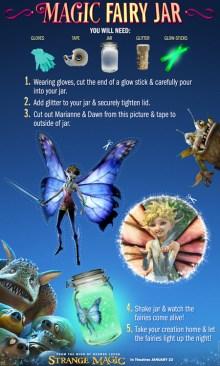 Strange Magic Fairy Jar SKGaleana