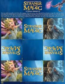 Strange Magic Memory Game SKGaleana