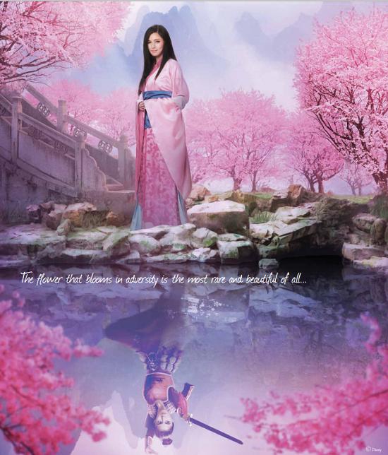 Disney Asia Calendar 2015 SKGaleana 2