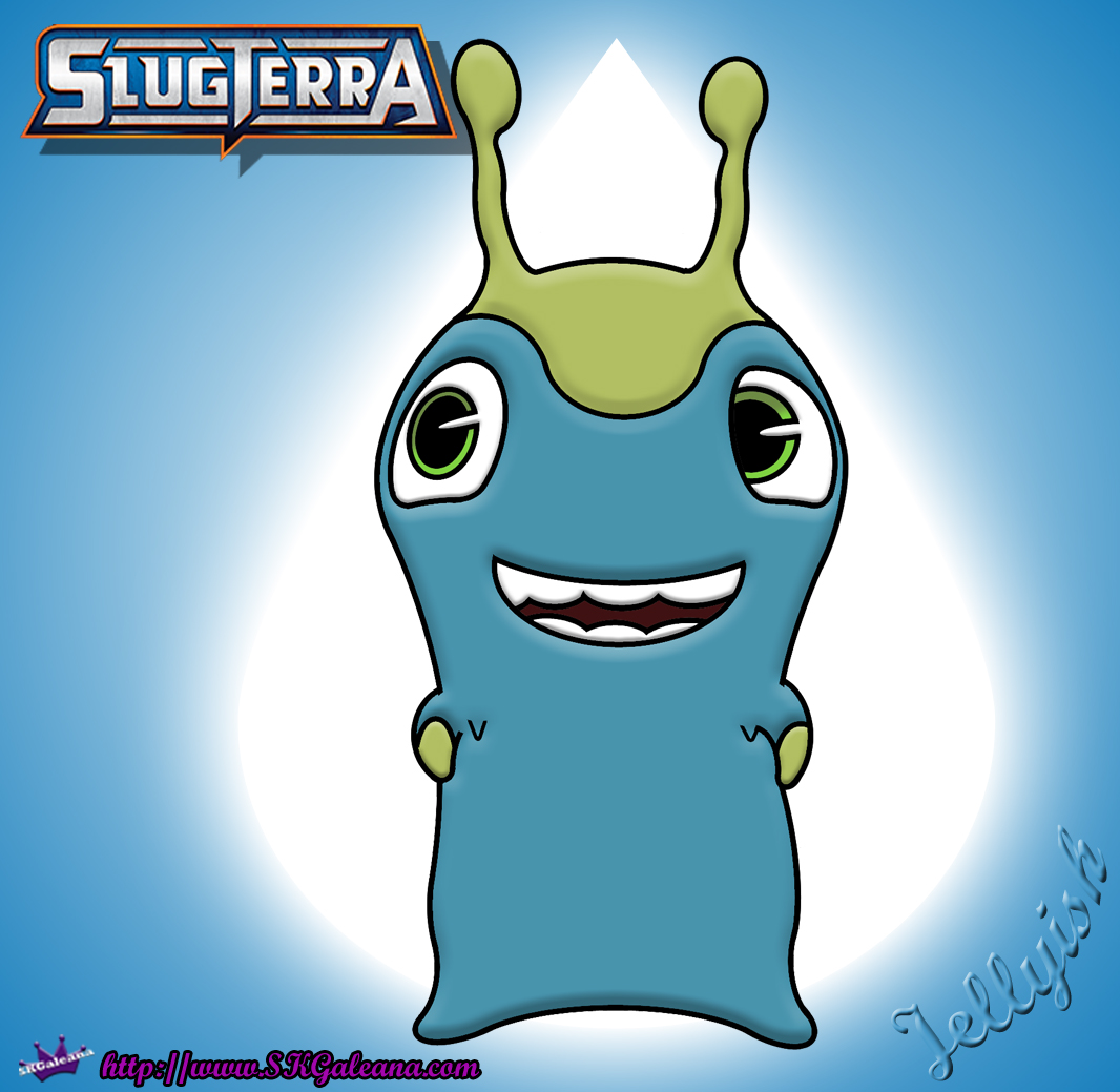 Free coloring pages of slugterra
