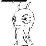 slugterra blasters coloring pages - photo#22