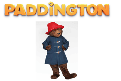 Paddington on DVD and Bluray