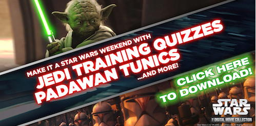 Star wars Printables SKGaleana Jedi Training Quiz and Padawan tunic