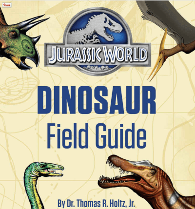 Jurassic World Dinosaur Field Guide
