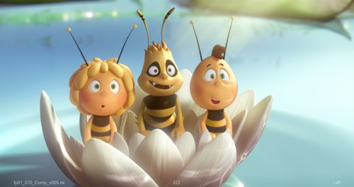 Maya the Bee Wallpaper maya willy and stink