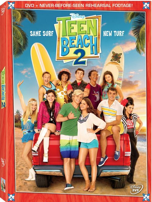 TeenBeach2DVD