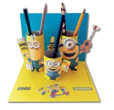 Minion pen holder