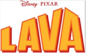 Disney Pixar Lava