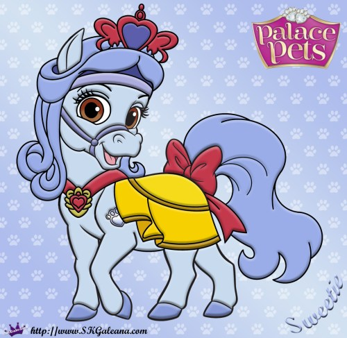 Sweetie Princess Palace Pet SKGaleana image