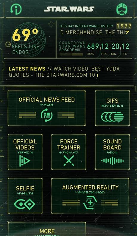 Star wars App