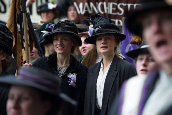 #WomensEqualityDay Suffragette