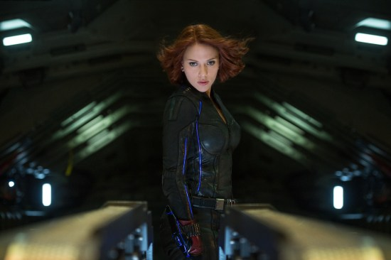 Marvel's Avengers: Age Of Ultron..Black Widow (Scarlett Johansson)..Ph: Jay Maidment..Marvel 2015