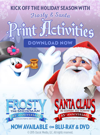 Printable Christmas Activities
