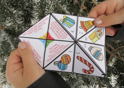 Christmas-Kindness-Cootie-Catcher-4