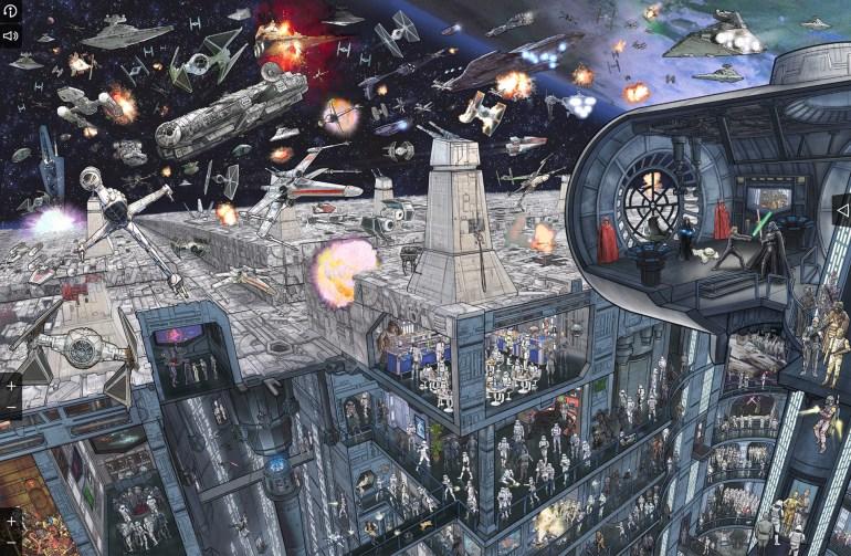 Star Wars The Epic Battles Yavin