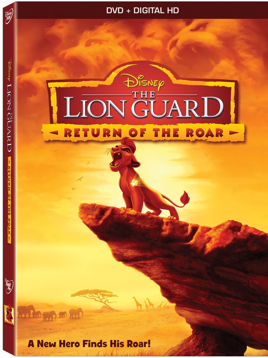 The Lion Guard Return Of The Roar Coming To Dvd Skgaleana