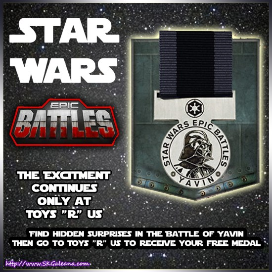 Toy r us medal Yavin1