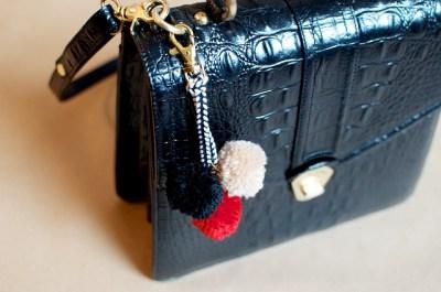 a pair & a spare bag pom pom