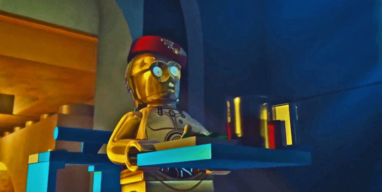 Lego Droid Tales Flight Attendant2