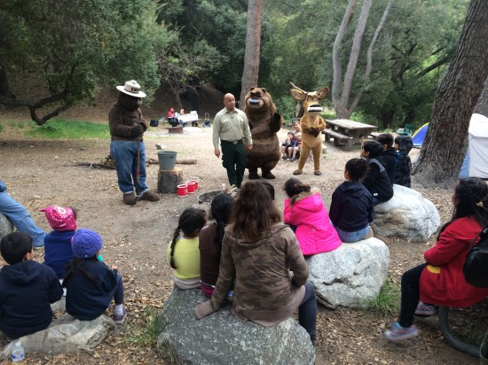 Campfire Safety Lesson