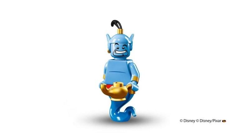 Genie Lego Minifigure from Disney's Aladdin