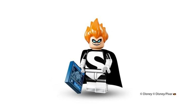 Incredibles - Syndrome Lego Minifigure