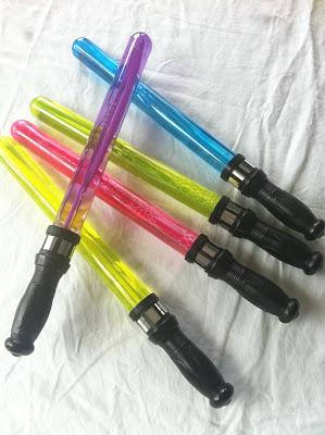 12 Diy Star Wars Lightsaber Crafts For Kids Skgaleana