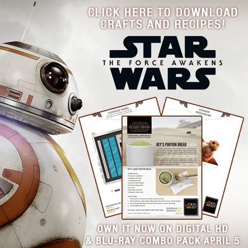 Star Wars the Force awakens digital pack