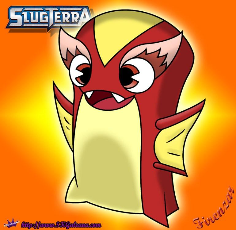 Slugterra Firenzar by SKGaleana