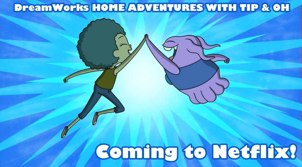 Home Adventures With Tip Amp Oh Coming To Netflix Skgaleana