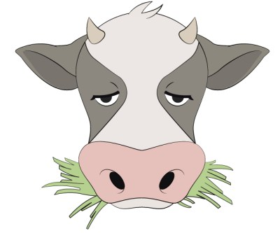 Simply Attach The Ears And Grass String Your Cow Transformation Has Begun