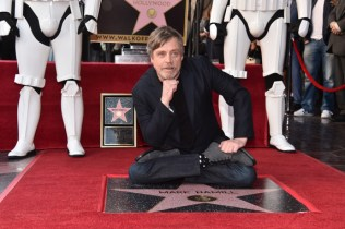 Mark Hamill Star on the Hollywood Walk of Fame6