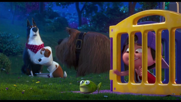 Parenting Tips From Rooster In The Secret Life Of Pets 2 Skgaleana