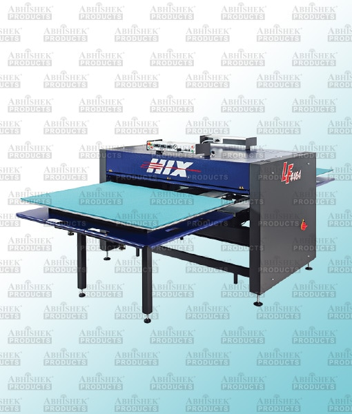 Large Format Sublimation Heat Press