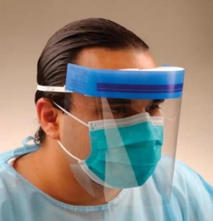 Transparent A4 /A3 Sheet For Face Guards
