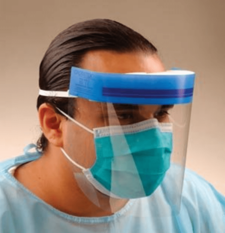 Transparent A4 /A3 Sheet For Face Guards
