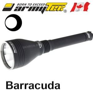 Фонарь Armytek Barracuda v2 XP-L HI белый холодный свет