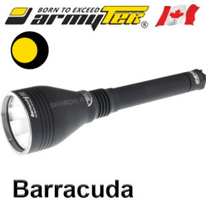 Фонарь Armytek Barracuda v2 XP-L HI теплый свет