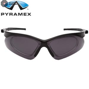 Очки баллистические Pyramex Diopter PMXTREME SB6320STRX со вставкой для диоптрических линз темные